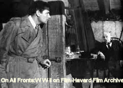 """On ALL Fronts: World War II on Film"" from the Harvard Film Archive."